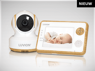 Essential Limited babyfoon met camera