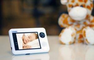 babyfoon met camera luvion essential