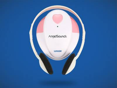 Luvion Angelsound Fetal Doppler