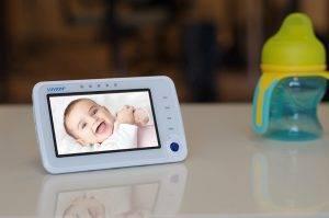 luvion babyfoon met meerdere cameras