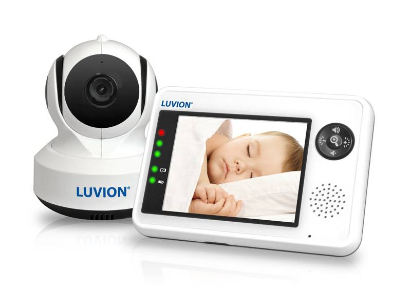Luvion essential video baby monitor