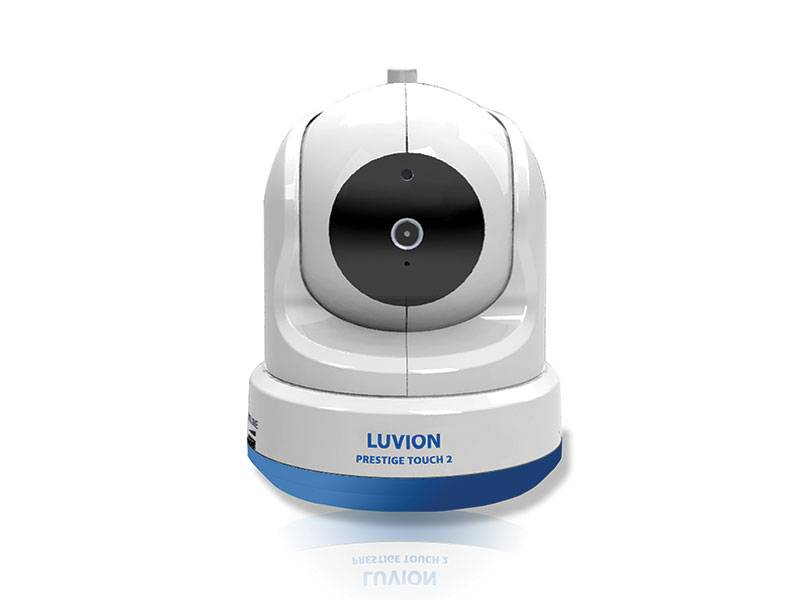 luvion prestige touch 2 camera
