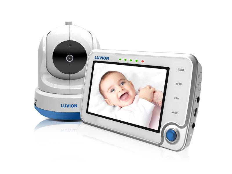 luvion supreme connect wifi babyfoon met app