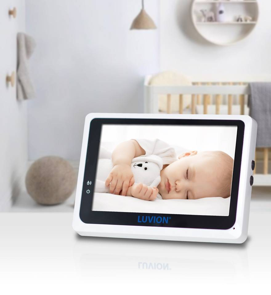 Grand elite 3 connect babyfoon met camera