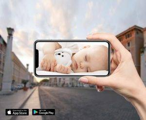 wifi babyfoon app