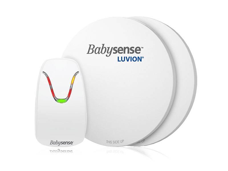 Luvion Babysense 7 helpt wiegendood voorkomen