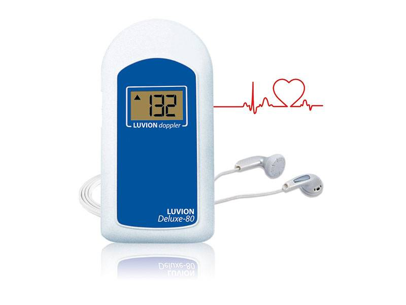 Luvion Doppler Deluxe-80 baby heart monitor