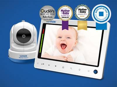 prestige touch 2 beste babyfoon consumentenbond test - Luvion