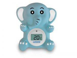 Luvion digitale badthermometer