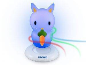 Luvion led nachtlampje konijn