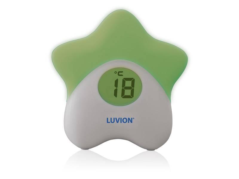 Luvion nachtlampje thermometer