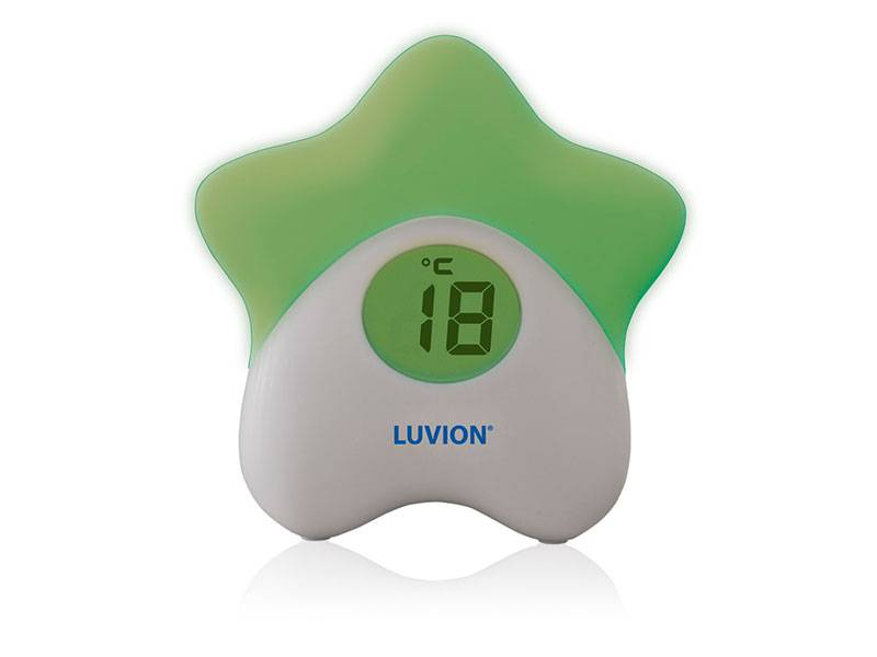 Luvion Nightlight with Thermometer