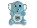 Olifant digitale badthermometer