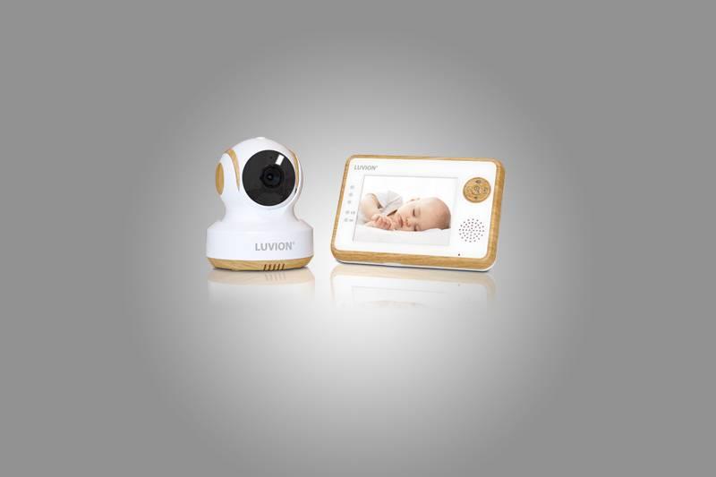 babyfoon met camera