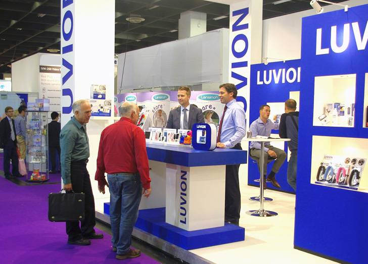 beurs luvion