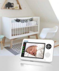 luvion essential plus babyfoon met camera