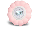 Pink Bath / Baby Room Thermometer