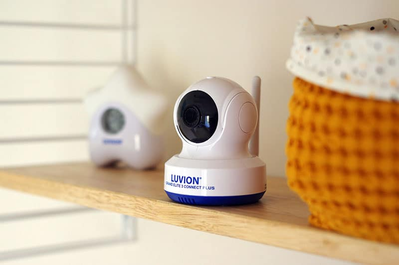 luvion grand elite 3 connect plus camera