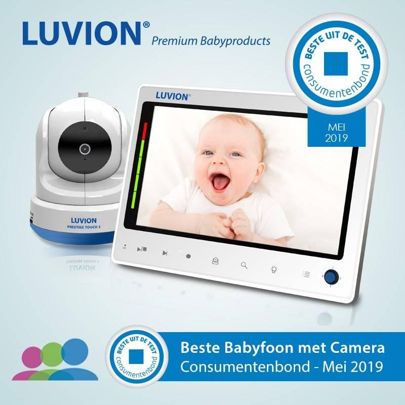 Luvion beste babyfoon consumentenbond