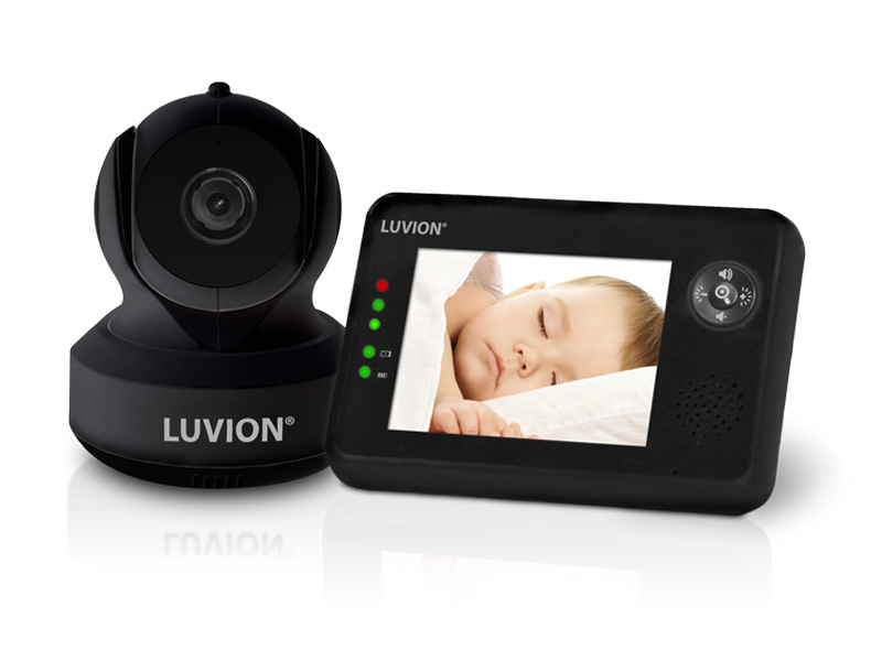 luvion essential black edition babyfoon