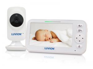 luvion icon deluxe white edition babyfoon