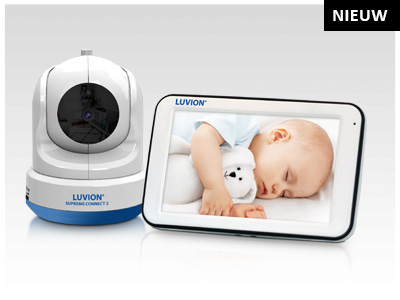 luvion supreme connect 2 babyfoon met app