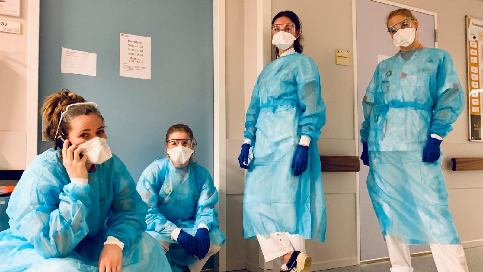uitrusting-verpleegkundigen