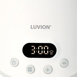 luvion eco fast deluxe flessenwarmer detail