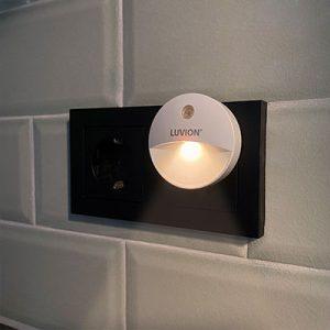 Luvion stopcontact nachtlampje