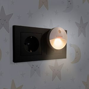 Luvion stopcontact nachtlampje in kinderkamer