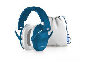 Luvion gehoorbeschermer baby petrol blue