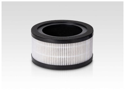 luchtreiniger filter grey