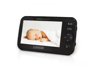 luvion icon deluxe black monitor