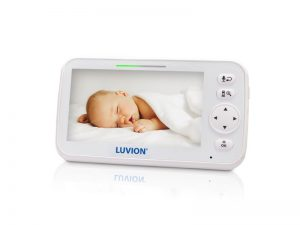 luvion icon deluxe white monitor