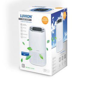 pure air hepa luchtreiniger verpakking